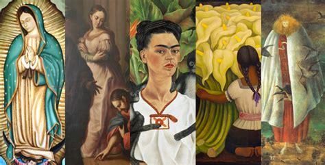 Los 5 Pintores Mexicanos Que Marcaron Su Amp 233poca ...