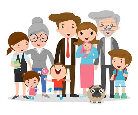 Los 9 Tipos de Familia que Existen y sus Características ...