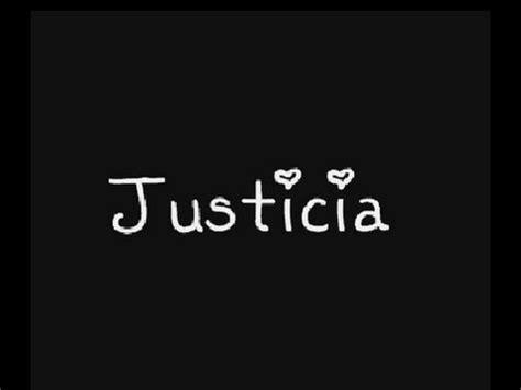 Los Aldeanos - Justicia [letras en pantalla] - YouTube
