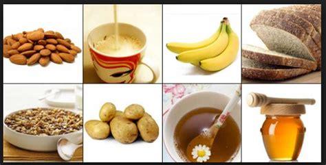 Los alimentos que ayudan a dormir mejor   Salud   Insomnio