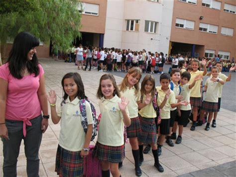 Los alumnos de Infantil y Primaria del Colegio San ...