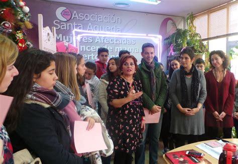 Los alumnos del IES San Juan Bautista de Almodóvar ...