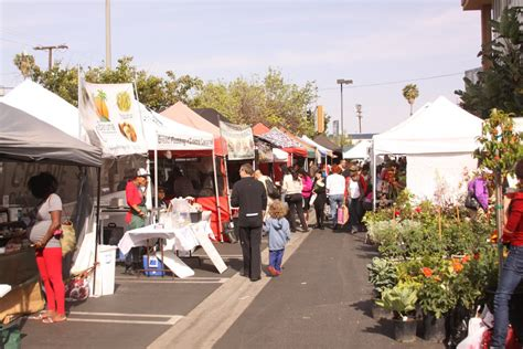 Los Angeles, CA - Farmers Markets
