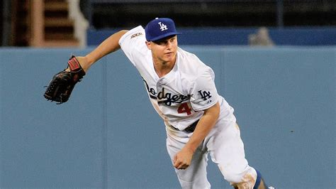 Los Angeles Dodgers rookie Joc Pederson looks like a ...