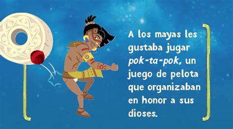 Los asombrosos mayas | Algarabía niños