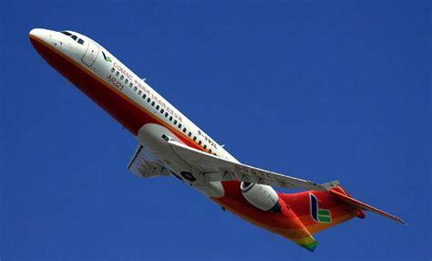 Los aviones comerciales chinos, una alternativa que por ...