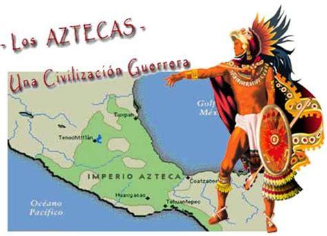 Los aztecas en Los aztecas