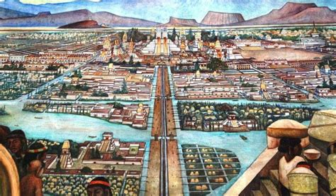 Los Aztecas, los Mexicas y la Gran Tenochtitlan. | Cultura ...