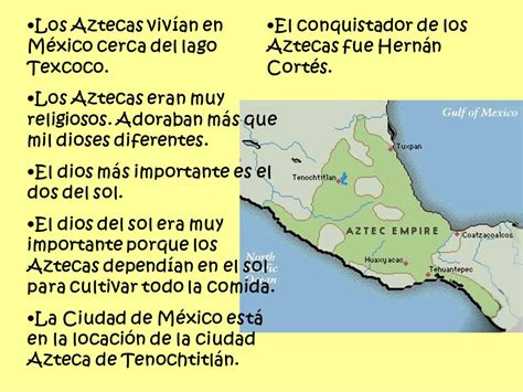 Los Aztecas. - ppt video online descargar