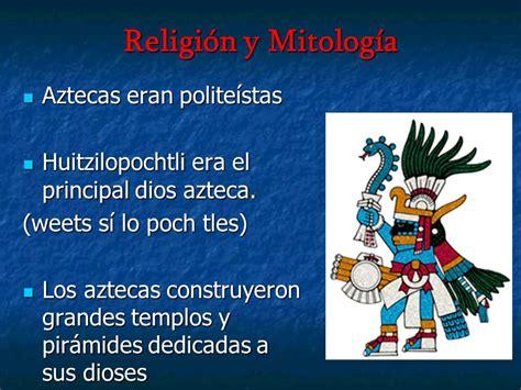 Los Aztecas. - ppt video online descargar