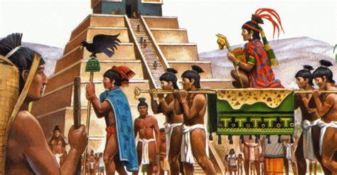 Los aztecas y la Tierra Prometida | Historia ...