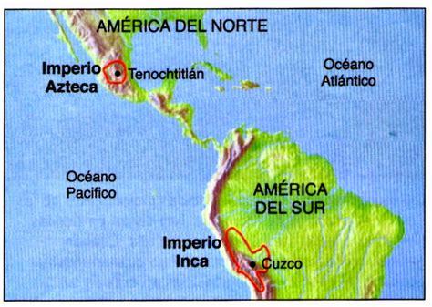 Los aztecas y los incas en la Edad Media 1100 - 1500