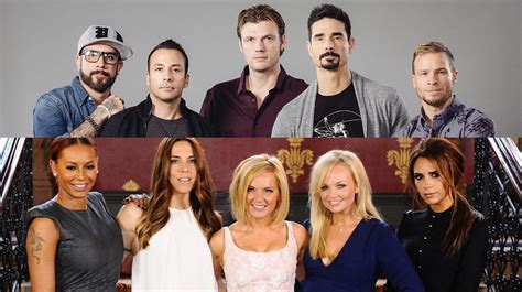 ¿Los Backstreet Boys y las Spice Girls salen de gira ...