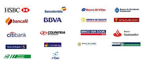 Los bancos y su logotipo - Imagui