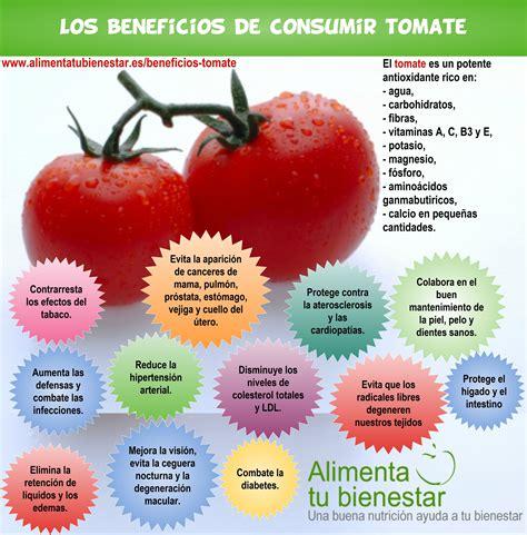 Los beneficios del tomate para la salud: que no falte en ...