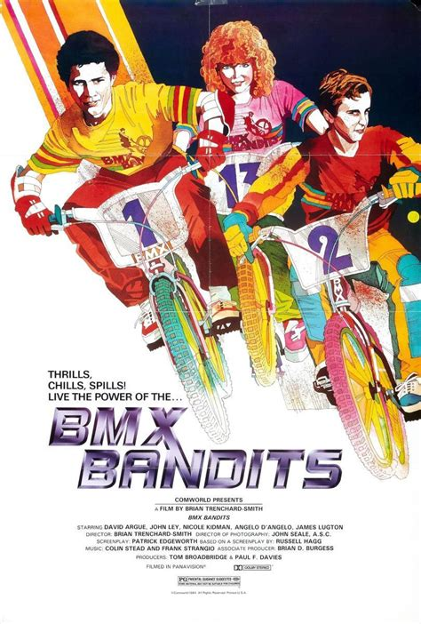 Los bicivoladores (1983) - FilmAffinity