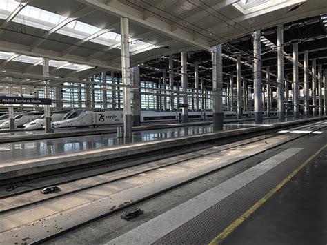 Los billetes para los trenes AVE con destino la estación ...