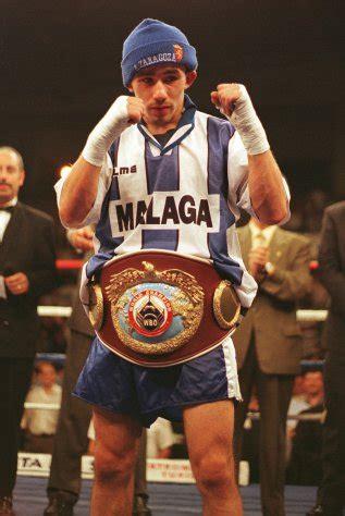 Los campeones del mundo españoles de boxeo  Fotogalería ...