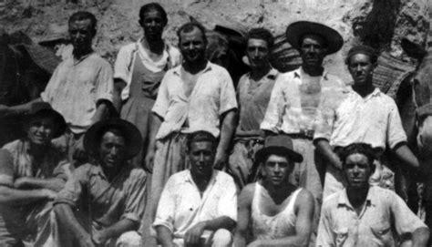 Los campos de concentración de Franco: así eran y así se ...