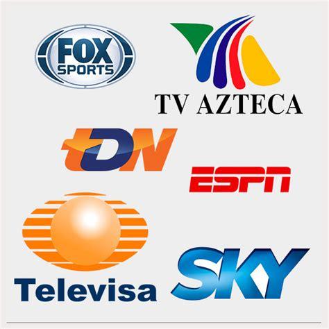 Los canales de televisión de la Liga MX - Deportes Inc