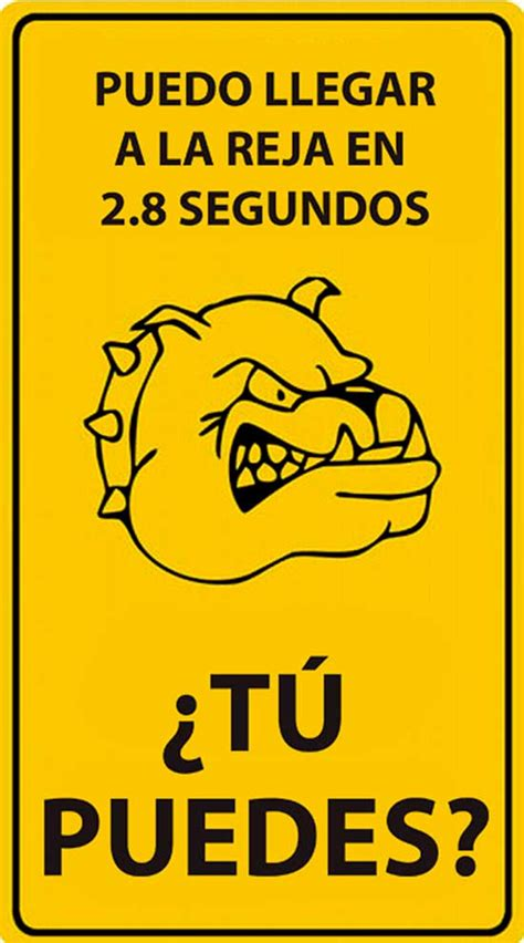 Los carteles más graciosos de 'Cuidado con el perro ...
