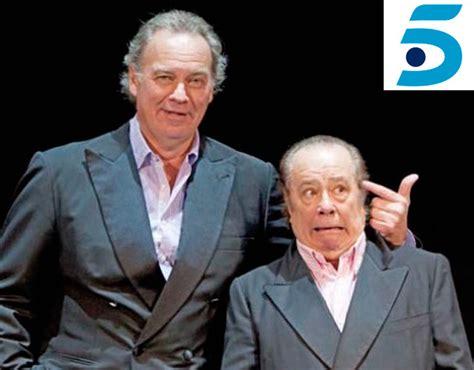 Los chistes homófobos de Bertín Osborne sobre Telecinco ...