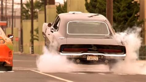 Los cinco mejores coches de 'A todo gas' -- Autobild.es