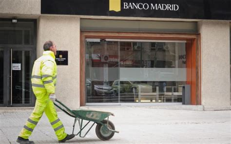 Los clientes de Banco Madrid empiezan a recibir las cartas ...