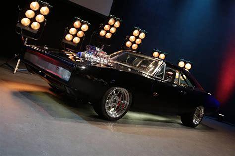 Los coches de 'A todo gas 7' - Periodismo del Motor