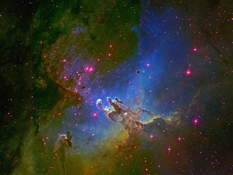 Los colores del Universo   Astrofísica   Universo Rayado