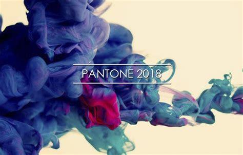 Los colores Pantone tendencia para el 2018 - Magazine ...