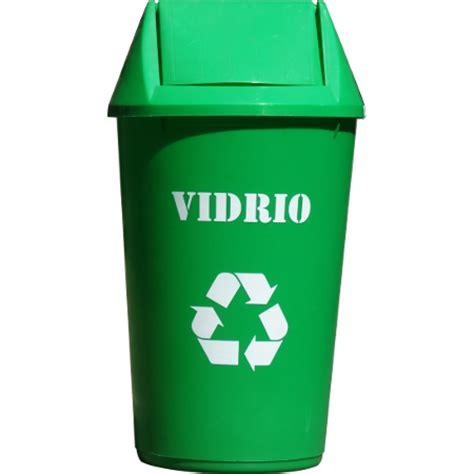 Los Colores para el Reciclaje de Basura