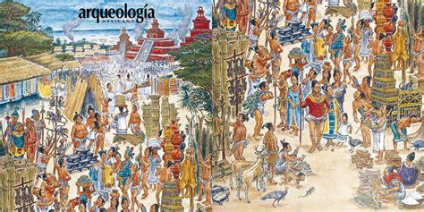 Los comerciantes mayas | Arqueología Mexicana