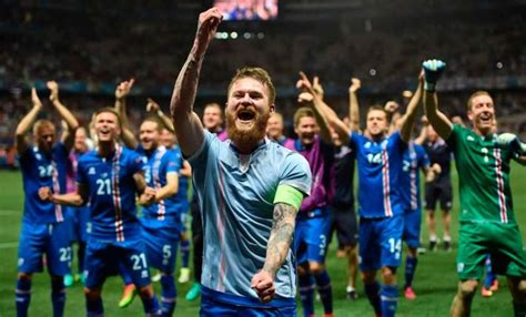 Los convocados de la selección de Islandia para el Mundial ...