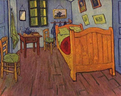 Los cuadros más famosos de Vincent Van Gogh - La habitación