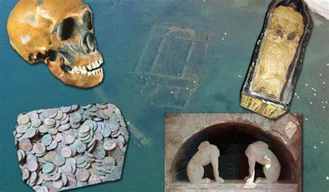 Los descubrimientos arquelógicos más importantes del 2014