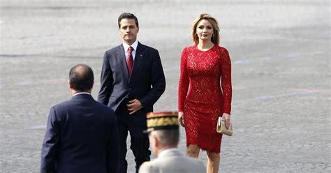 Los desplantes en público entre Peña Nieto y su mujer ...