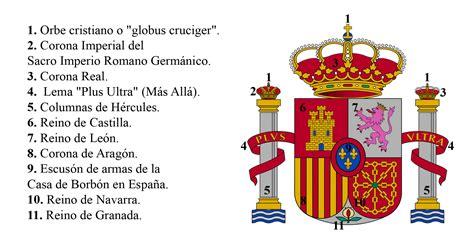 Los detalles privilegiados del escudo español   ERA COMÚN