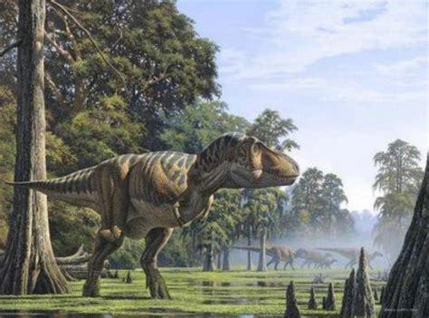Los dinosaurios eran de sangre caliente: estudio • Sitio ...