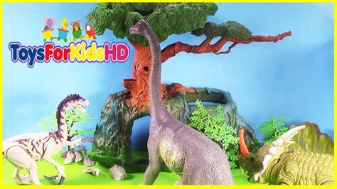 Los Dinosaurios para niños Brachiosaurus - Videos de ...