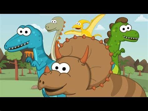 Los Dinosaurios - Toobys - Canciones Infantiles - Videos ...