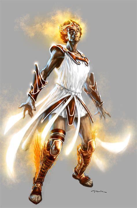 Los Dioses Del Olimpo   Identi