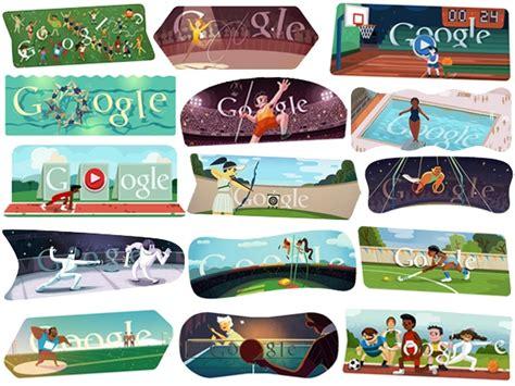 Los doodles de Google, para verse, jugar y recordar en un ...