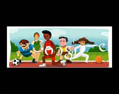 Los doodles de los Juegos Olímpicos: http://www ...