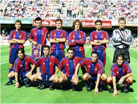 Los equipos de la Liga. F.C. Barcelona B | Cuadernos de Fútbol
