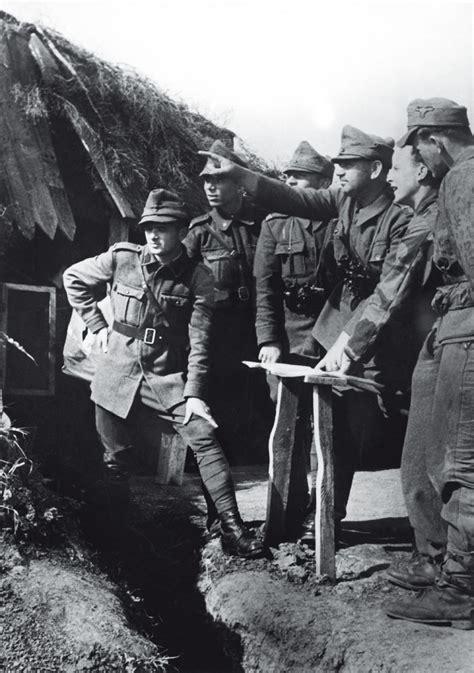 Los españoles que lucharon por Hitler en las SS