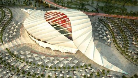 Los espectaculares estadios del Mundial de Catar 2022