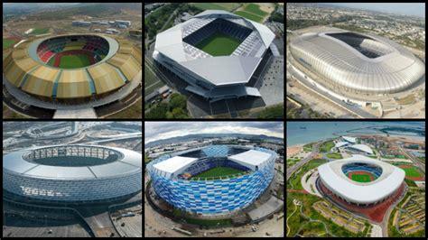 Los espectaculares mejores estadios nuevos del mundo ...