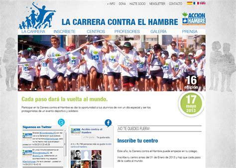 Los estudiantes corren contra el hambre - Sevilla Solidaria