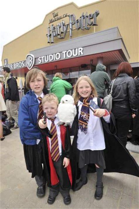 Los estudios de rodaje de la saga  Harry Potter , nuevo ...